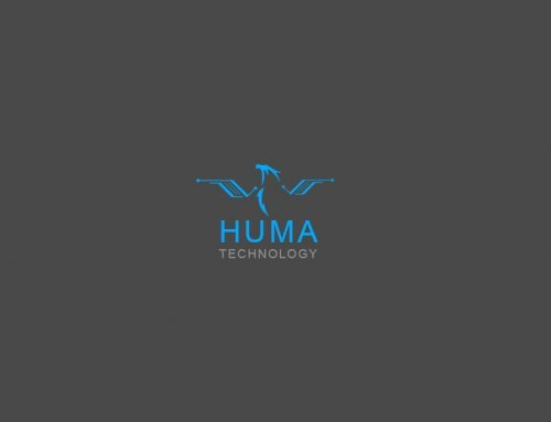 Logo Design for Huma Technology