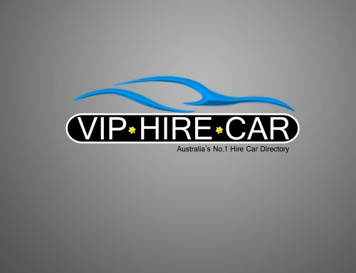 Logo Design for VIP Hire Car